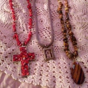 Jewelry - Fabulos! 3 lot necklace